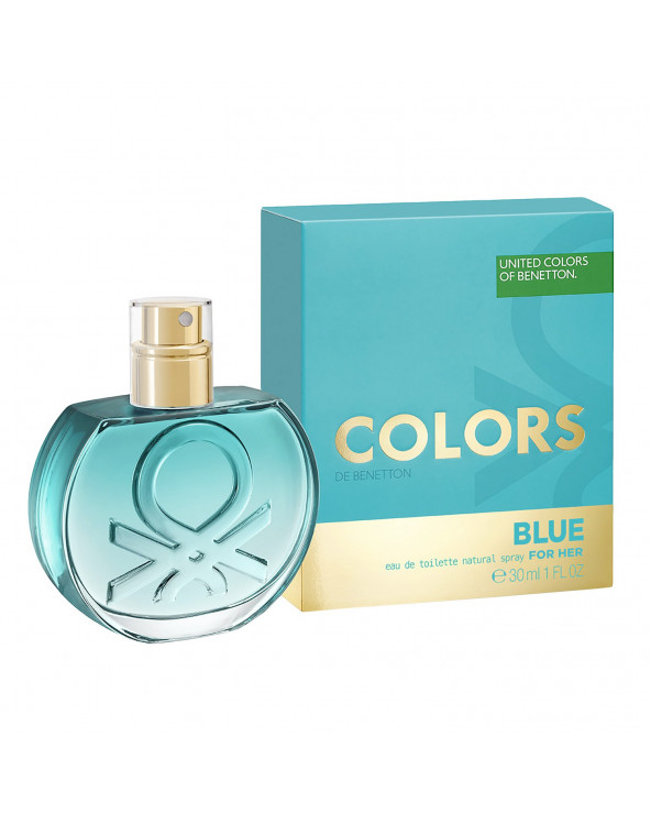 Benetton Colors Blue Edt 30ml.