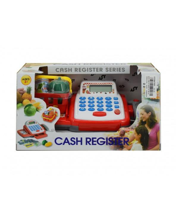O- Caja Registradora...