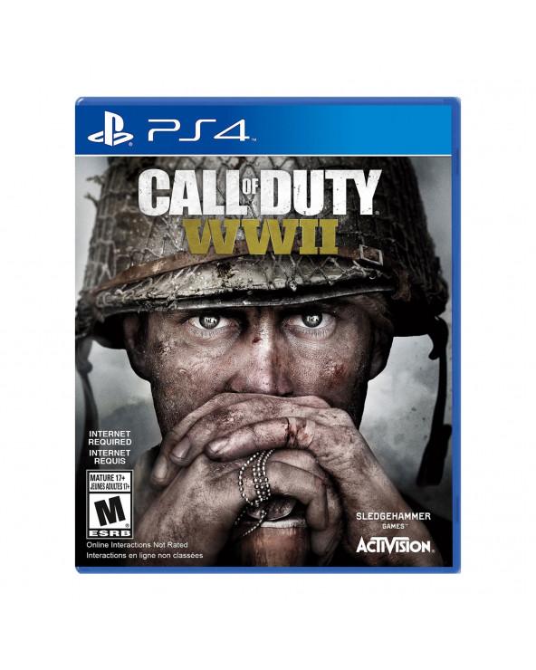 Juego Call Of Duty W War 2