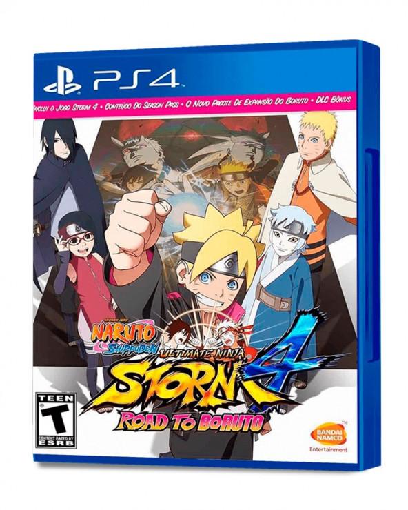 Bandai PS4 Juego Naruto...