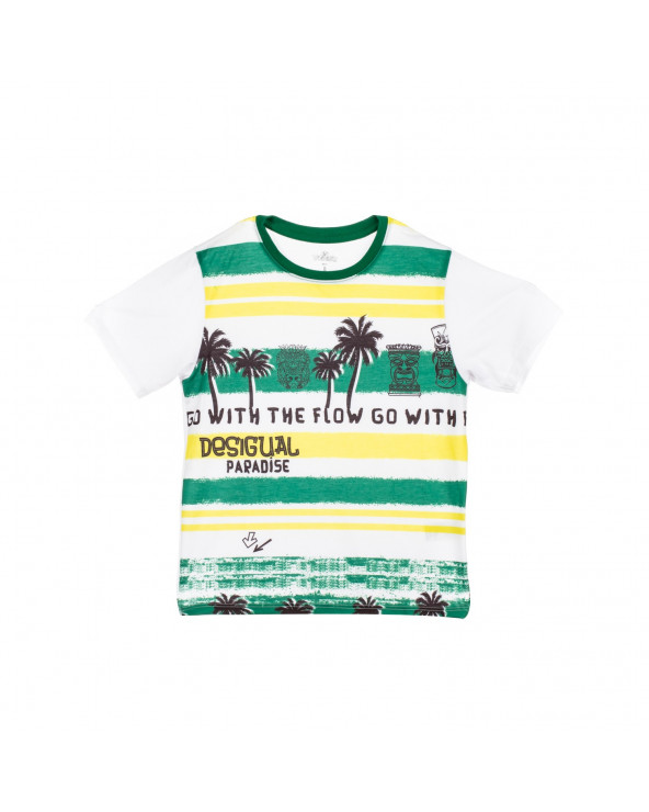 F. Twist Polo  Tropical Surf