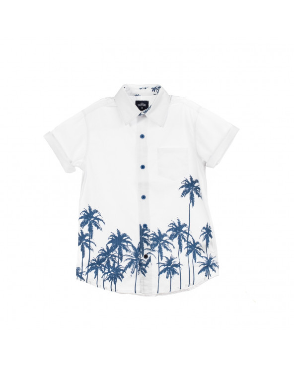 F. Twist Camisa Tropical Tomas