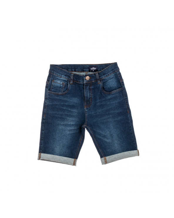 F. Twist Short Denim Basic José