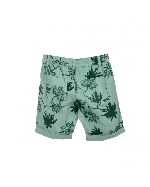 F. Twist Short Tropical...