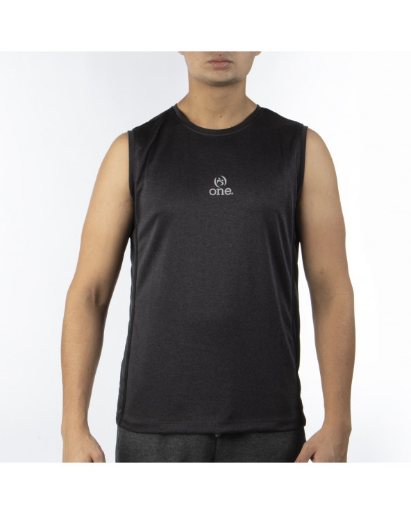 One Mo Athletic Hombre Tank Top