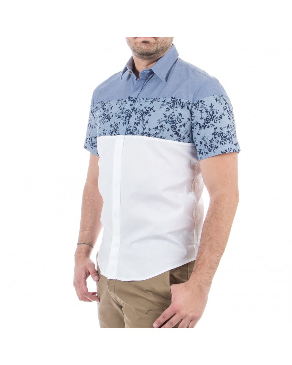 Priority Camisa Hombre M/C...