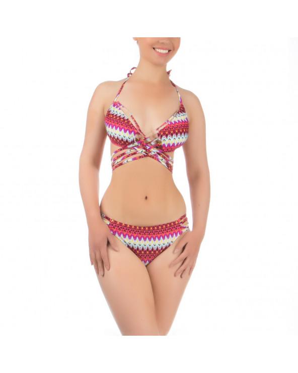 Calor & Color Bikini Cruzado