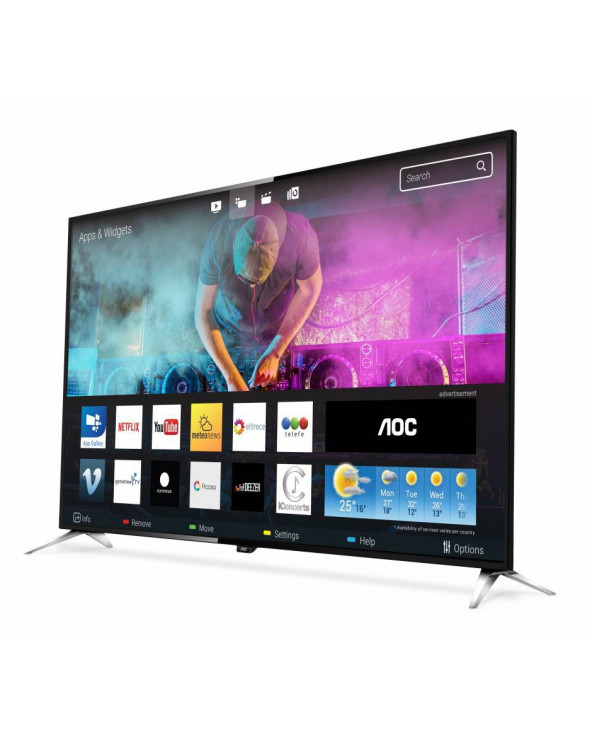 "AOC Led 50"" UHD Smart..."