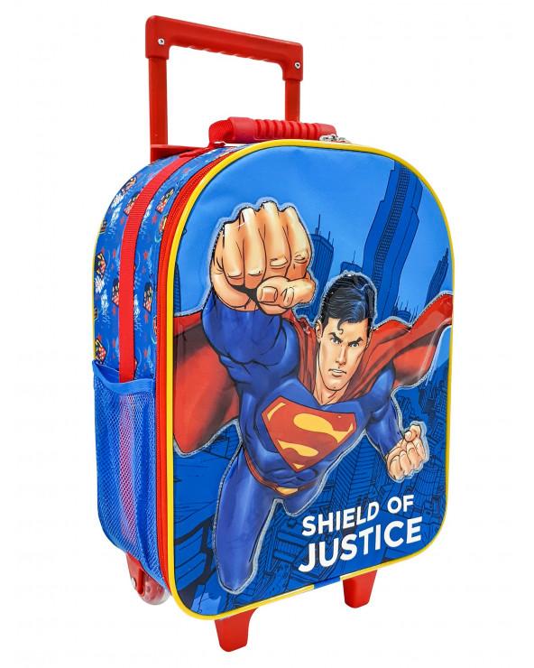 Superman Maleta con Ruedas