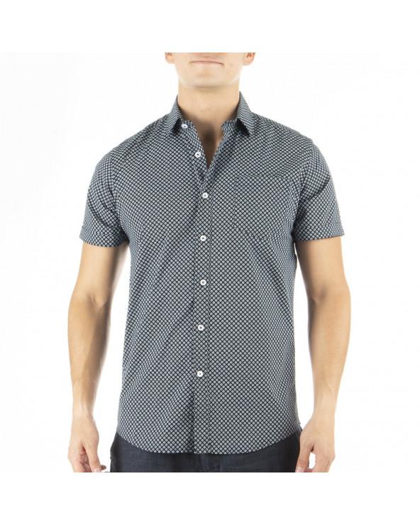 Essence Camisa Hombre M/C Fayer