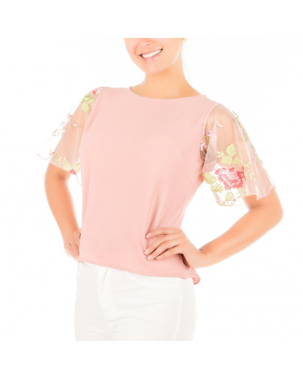 Priority Blusa Teresys