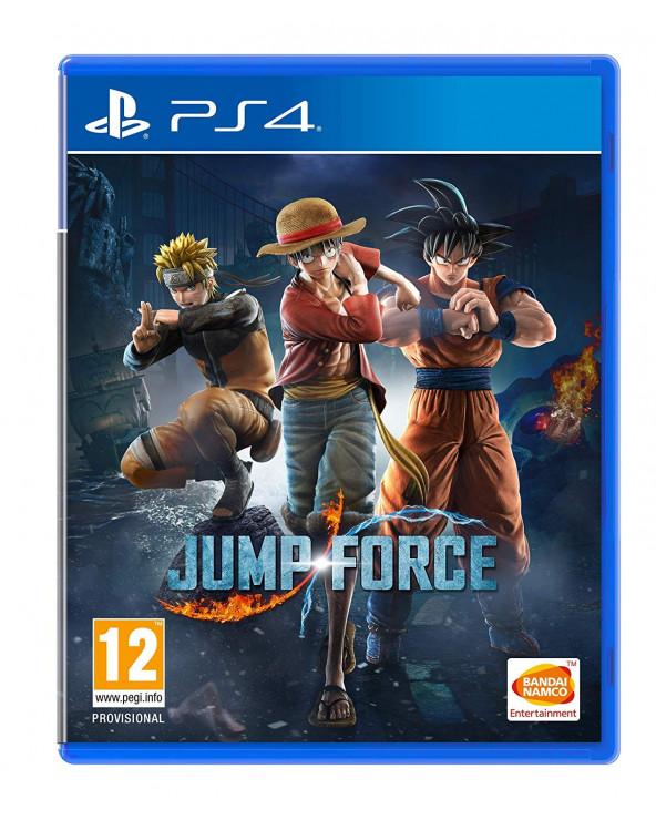 BANDAI PS4 Juego Jump Force