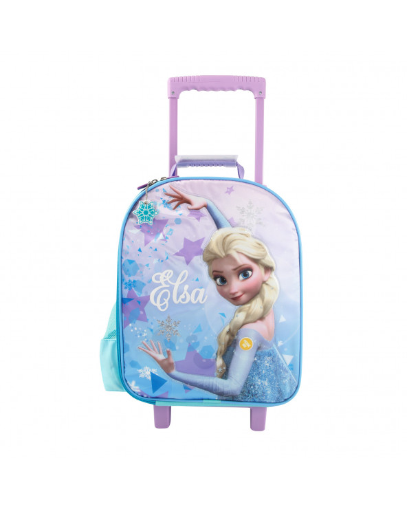 """Frozen Maleta Coleccion """"D"""" - Elsa C/Luces . ."""
