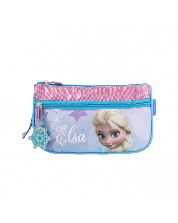 "Frozen Cartuchera Coleccion ""D"" - Elsa . ."