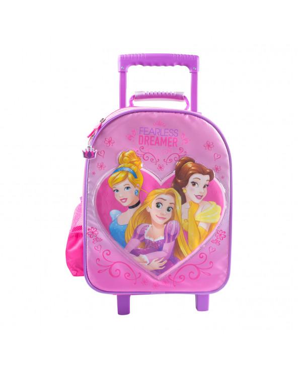 "Princesas Maleta Coleccion ""E"" Corazon . ."