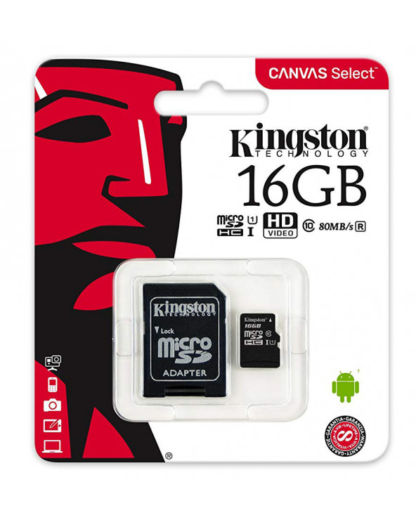 KINGSTON Micro SD Clase 10...