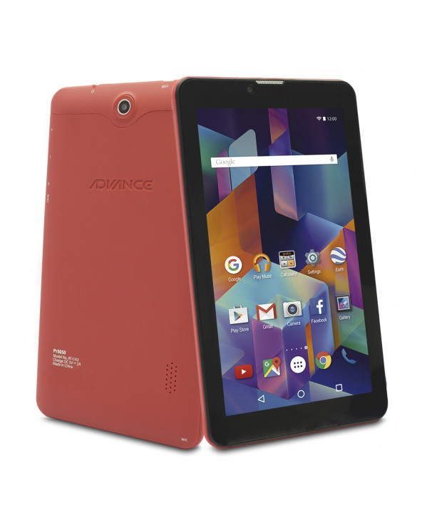 ADVANCE Tablet TR5650 Roja