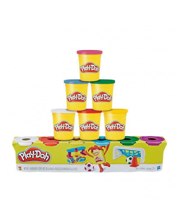 PLAY-DOH 6 PACK Colores...