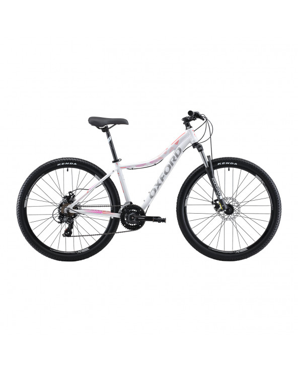Bicicleta Oxford 304BA2772AA155 Aura B/Plata