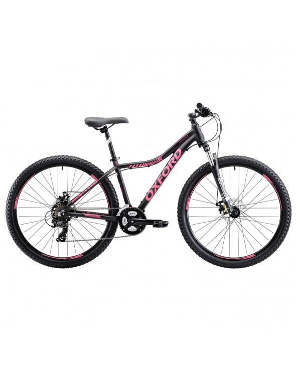 Bicicleta Oxford 304BA2956CA170 Venus 3 N/Fucsia