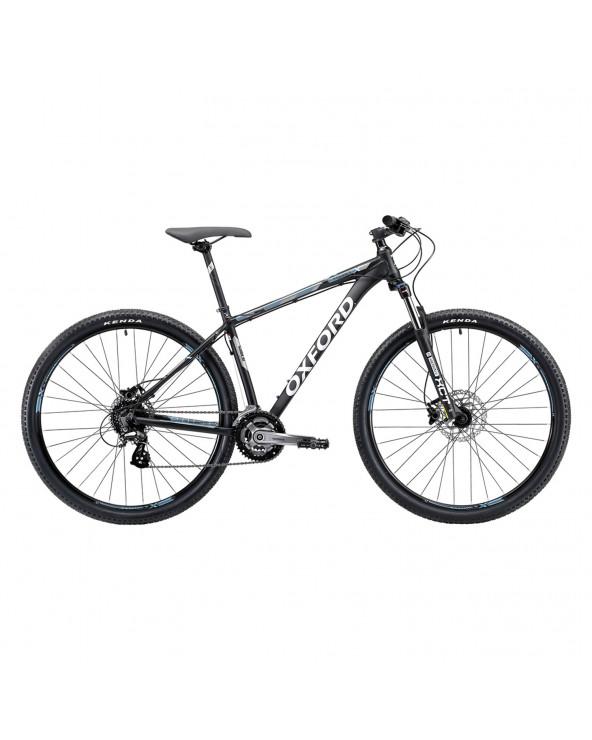 Bicicleta Oxford 304BA2991CA190 Polux 1 N/Plata