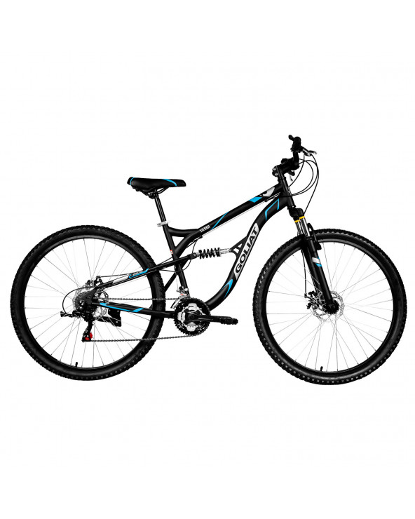 Bicicleta Goliat 308BD2979CA180 Sierra Negro