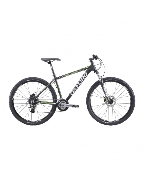 Bicicleta Oxford 304BA2775CA160 Orion 3 N/Verde