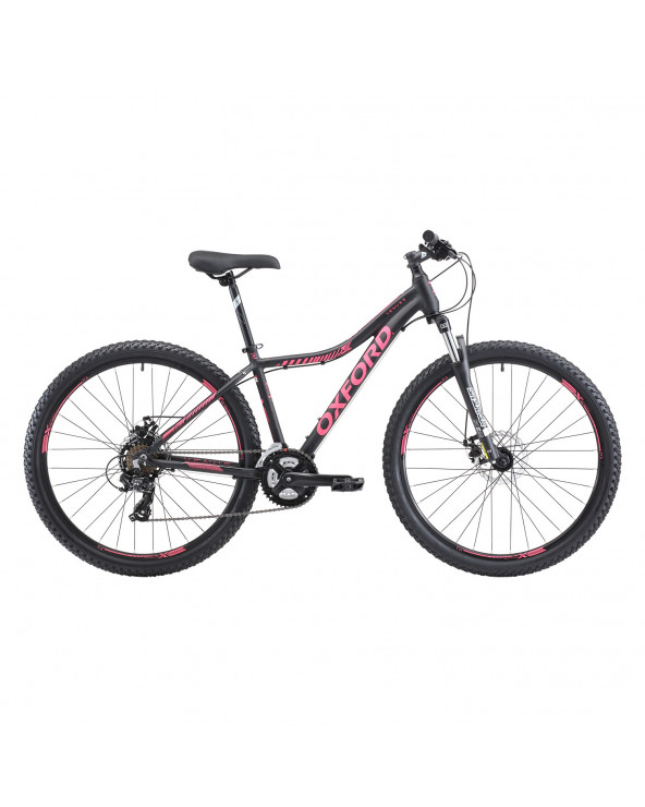 Bicicleta Oxford 304BA2756CA155 Venus 3 N/Fucsia