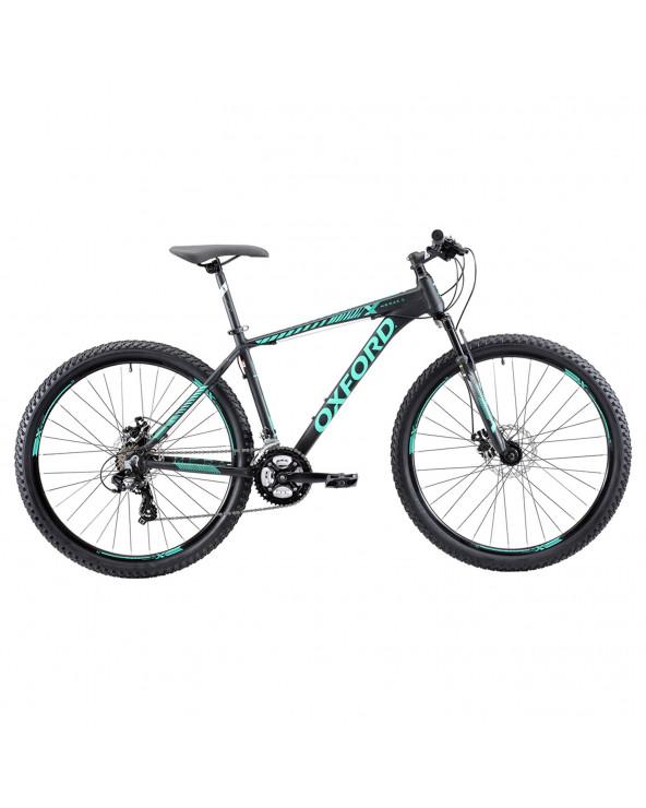 Bicicleta Oxford 304BA2951CA190 Merak 1 N/Verde