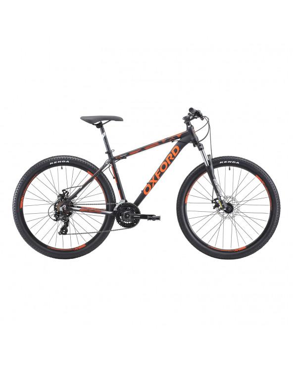 Bicicleta Oxford 304BA2771RB175 Orion 1 G/Naranja