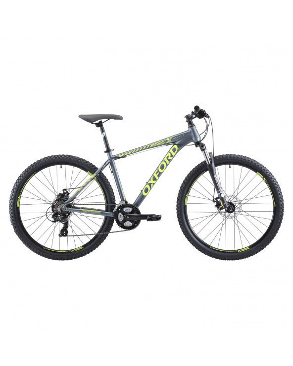 Bicicleta Oxford 304BA2755RA160 Merak 3 G/Amarillo