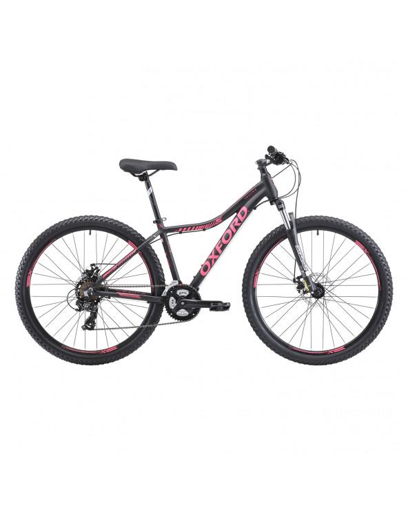 Bicicleta Oxford 304BA2756CA140 Venus 3 N/Fucsia