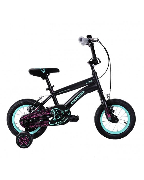 Bicicleta Oxford 308BF1219CA080 Spine N/Verde