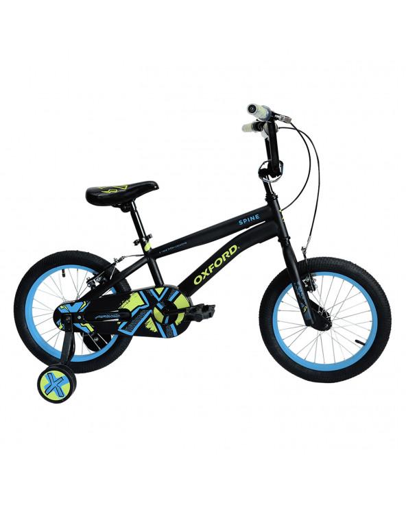 Bicicleta Oxford 308BF1619CA090 Spine N/Amarillo