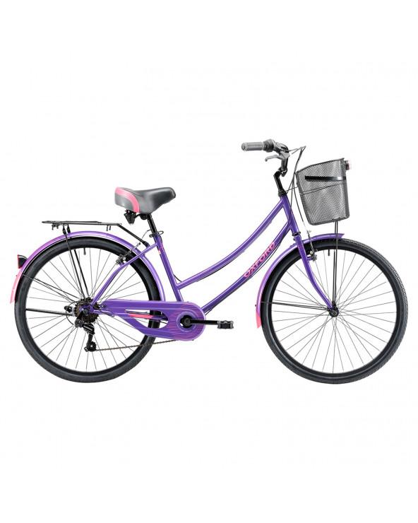 Bicicleta Oxford 304BP2648PA160 Cyclotour M/Fucsia