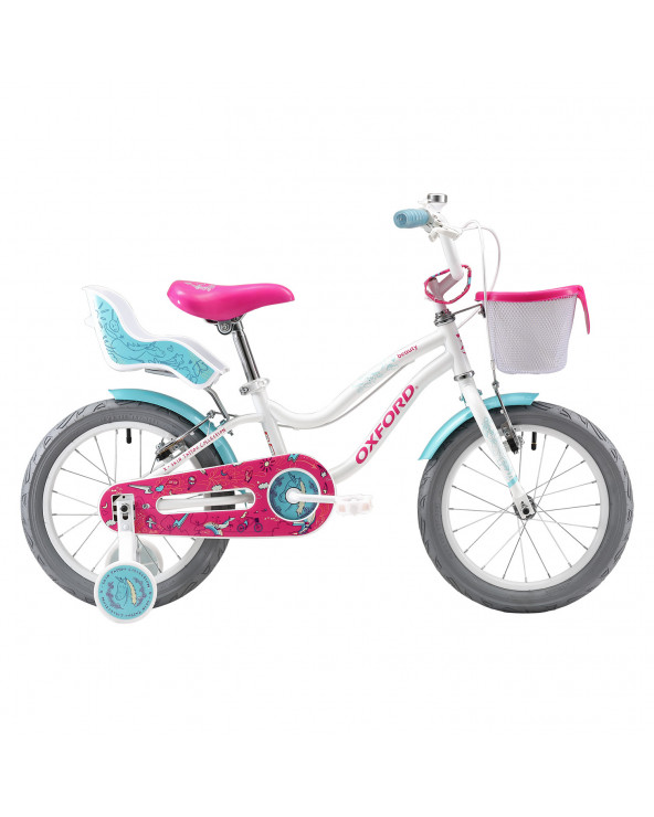 Bicicleta Oxford 304BN1610AA090 Beauty B/Fucsia