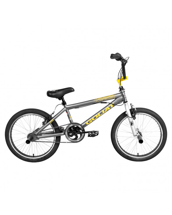 Bicicleta Goliat 208BF2079RA110 Colca Gris