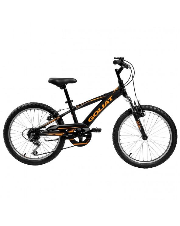 Bicicleta Goliat 308BA2079CA110 Nazca Negro