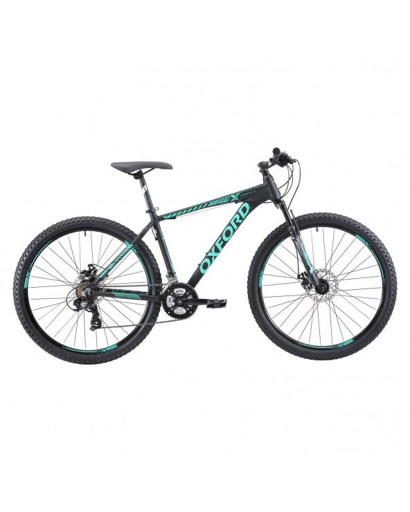 Bicicleta Oxford 304BA2751CA175 Merak 1 N/Verde