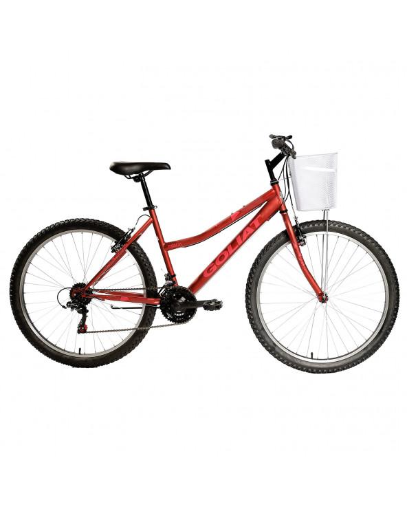 Bicicleta Goliat 208BM2778HA180 Paracas Rojo
