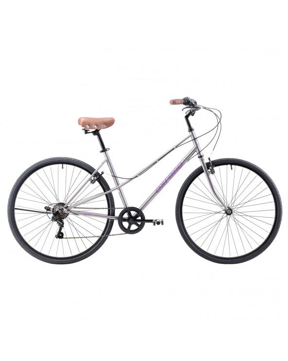 Bicicleta Oxford 304BP2812ZA190 Zurich Titanio
