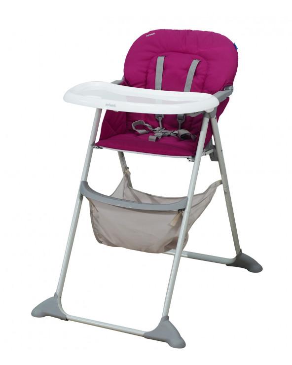INFANTI Silla de Comer Pink Y388
