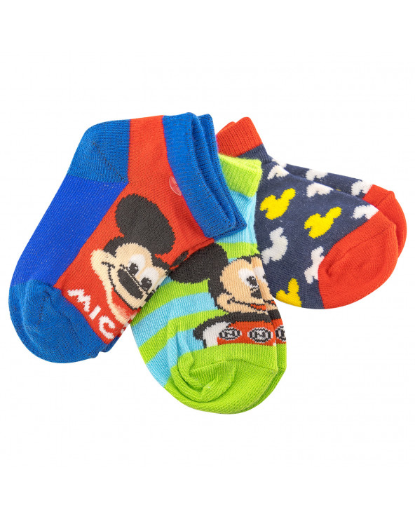 Mickey 3 pack medias