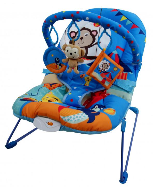 INFANTI Silla Nido Vibradora Circus Baby BR1A