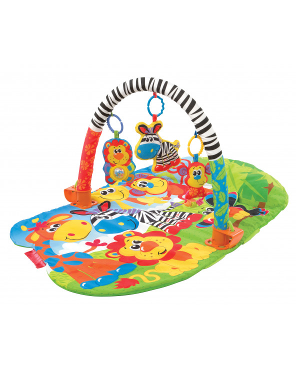 PLAYGRO Gimnasio Safari 5 en 1