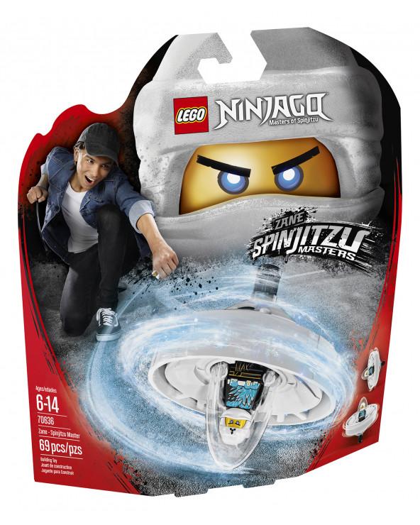 LEGO Zane Maestro del...