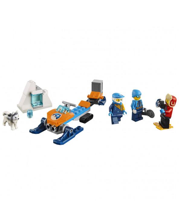 LEGO Equipo Artico de...
