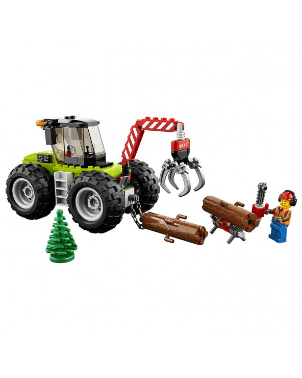 LEGO Tractor Forestal 60181