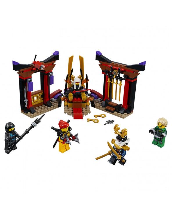 LEGO Duelo en la Sala del...