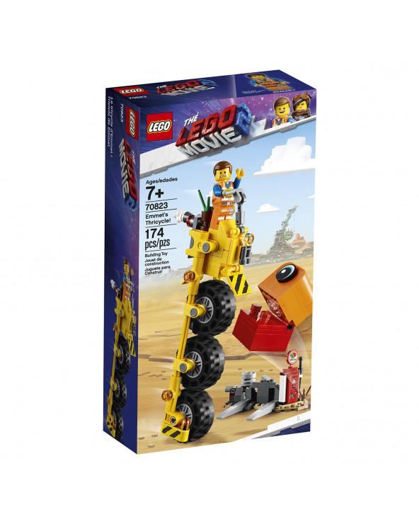 LEGO Triciclo de Emmet 70823